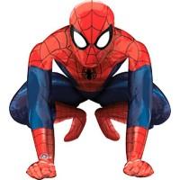 "Ходячий шар ""Человек паук"""