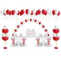 Пакет праздничный хит ( 150 шаров ), , 7000 р., Пакет праздничный хит , , Оформление шарами