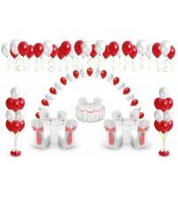 Пакет праздничный хит ( 150 шаров )
