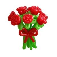 """Цветы из шаров """"Розы"""" 11 шт., , 2250 р., Цветы из шаров """"Розы"""" 11 шт., , Цветы из шаров"""