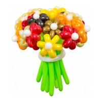 """Цветы из шаров """"Осенние краски"""" 25 шт., , 2390 р., Цветы из шаров """"Осенние краски"""" 25 шт., , Цветы из шаров"""
