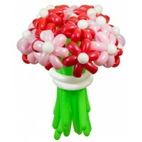 """Цветы из шаров """"Сакура"""" 25 шт., , 2700 р., Цветы из шаров """"Сакура"""" 25 шт., , Цветы из шаров"""