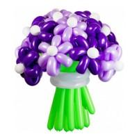 """Цветы из шаров """"Фиолетовая дымка"""" 25 шт., , 2700 р., Цветы из шаров """"Фиолетовая дымка"""" 25 шт., , Цветы из шаров"""