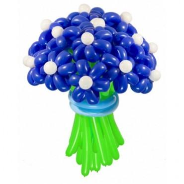 """Цветы из шаров """"Мираж"""" 25 шт."""
