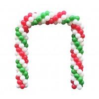 """Арка из шаров """"Три цвета"""" (1 метр), , 450 р., Арка из шаров """"3 цвета"""" 1 метр, , Арки из шаров"""