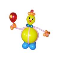 """Фигура из шариков """"Добряк"""""""