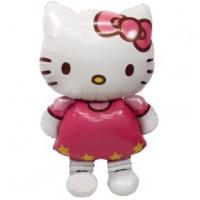 "Ходячий шар ""Hello kitty"", , 2190 р., kitty, , Ходячие шары"