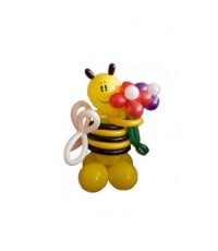 """Фигура из шариков """"Пчелка Майя"""""""