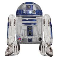 """Ходячий шар """"робот R2D2"""", , 2090 р., R2D2, , Ходячие шары"""