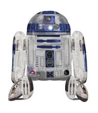 """Ходячий шар """"робот R2D2"""""""