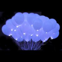 """Светящиеся шары с гелием """"Белые Vip"""" (35 см) 25 шт., , 2990 р., Светящиеся шары с гелием """"Белые Vip"""" (35 см) 25 шт. , , Влюблённым"""