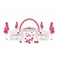 """Пакет для оформления свадебного зала """"Шик"""", , 6550 р., Пакет для оформления свадебного зала """"Шик"""", , Оформление шарами"""