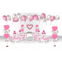 """Пакет для свадебного оформления """"Нежные сердца"""", , 6100 р., Пакет для свадебного оформления """"Нежные сердца"""", , Оформление шарами"""